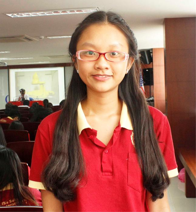 Nguyễn Minh Thanh - Ngành QTKD SIU